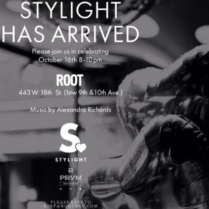 We are happy to welcome @stylight to the USA with an American Rum. @rootstudios #prym #prymnotproper #madeintheusa #fashion #nyc #stylight